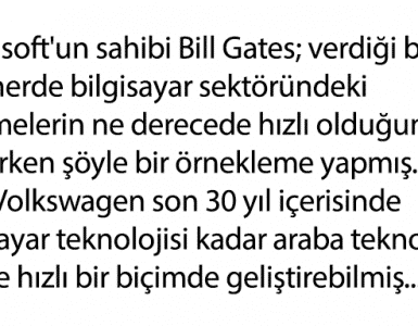 Volkswagen ve Bill Gates